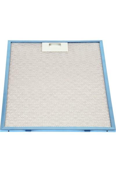 Altunöz 31X30 cm Ankastre Aspiratör Davlumbaz Alüminyum Yağ Filtresi Simfer