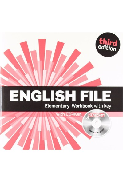 English File Elementary 3rd Edt. (Student's Book+Workbook+Access Code)