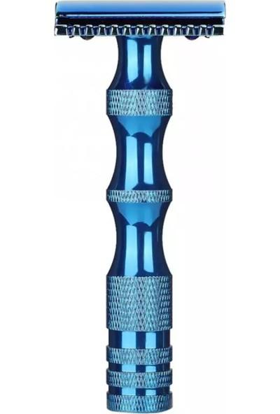 Qualis Shave S7 Tıraş Makinesi + Fırça + Kase + 5 Adet Jilet
