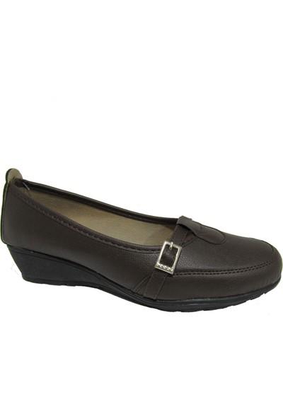 Stilobello Kahverengi Kadın Ayakkabı