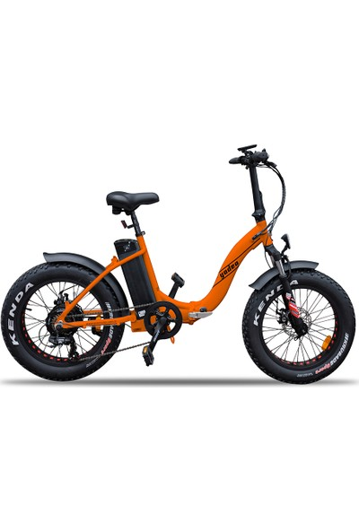 Yuki E - Wıld - 20 - S Elektrikli Bisiklet