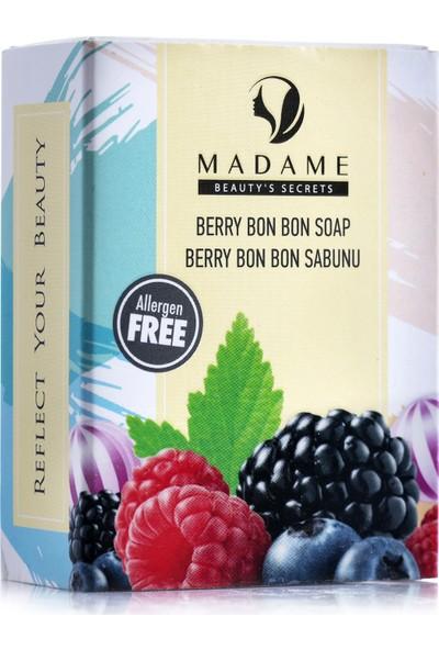 Madame Beauty Doğal Berry Bon Bon Sabunu 75 gr