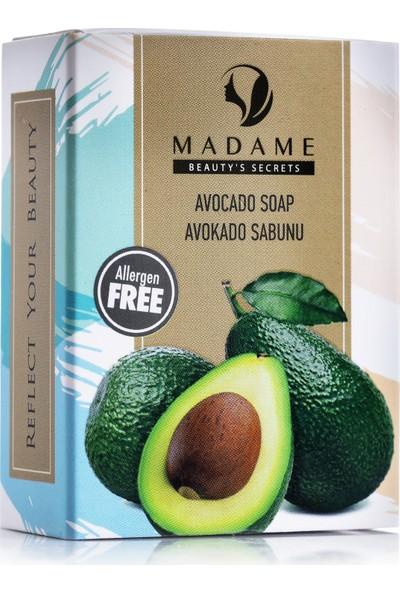 Madame Beauty Doğal Avokado Sabunu 75 gr