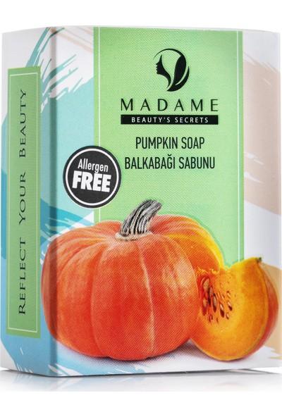 Madame Beauty Doğal Bal Kabağı Sabunu