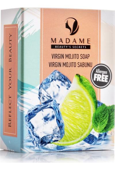 Madame Beauty Doğal Virgin Mojito Sabunu