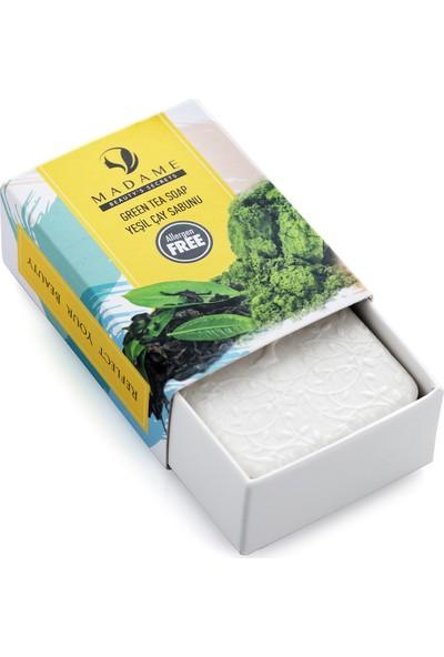 Madame Beauty Doğal Yeşil Çay Sabunu 75 gr
