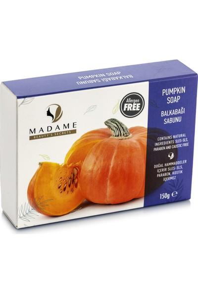 Madame Beauty Doğal Bal Kabağı Sabunu 150 gr