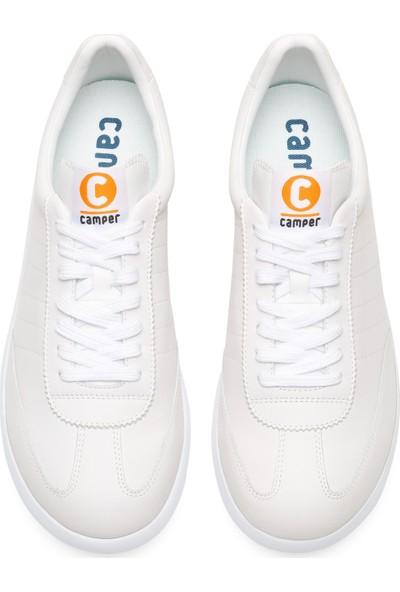 Camper Erkek Günlük Ayakkabı K100588 - 001 Camper Pelotas Xlf Beyaz