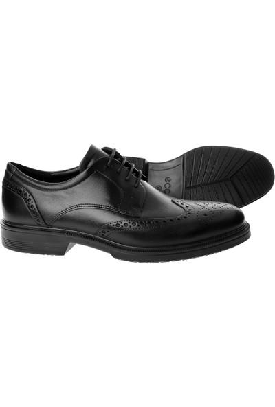 Ecco Erkek Oxford / Ayakkabı 62216401001 Ecco Lısbon Black