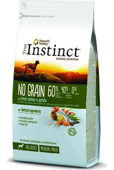 Instinct T Instınct Dog No Gra.med/max Adu.salmon 2kg