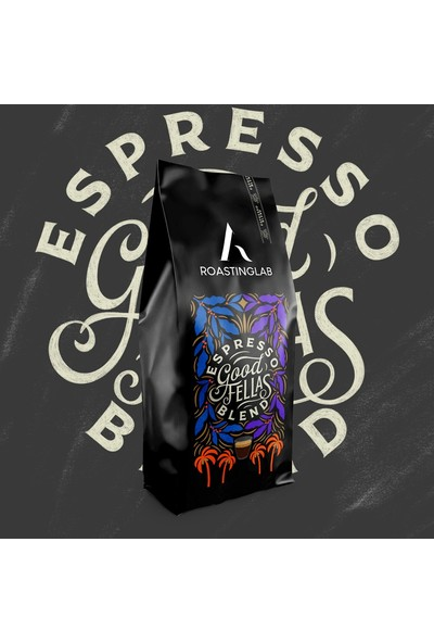 A Roasting Lab Good Fellas Espresso Blend 250 gr (Moka Pot)