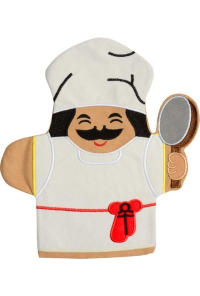 Anki Toys Melekler El Kuklası Aşçı