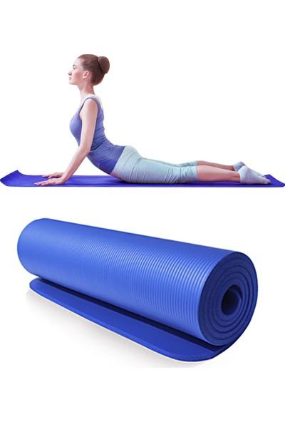 Buyfun Kalınlaşmış Yoga Mat Çok Fonksiyonlu Kaymaz Yoga Paspasları