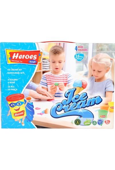 Heroes ERN-537 Dondurma Seti