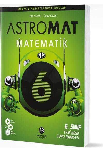 Irrasyonel Yayınları Astromat 6. Sınıf Matematik Yeni Nesil Soru Bankası