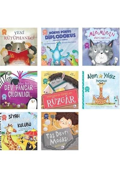 Pedagog Onaylı Uyku Vakti Seti 8 Kitap Takım