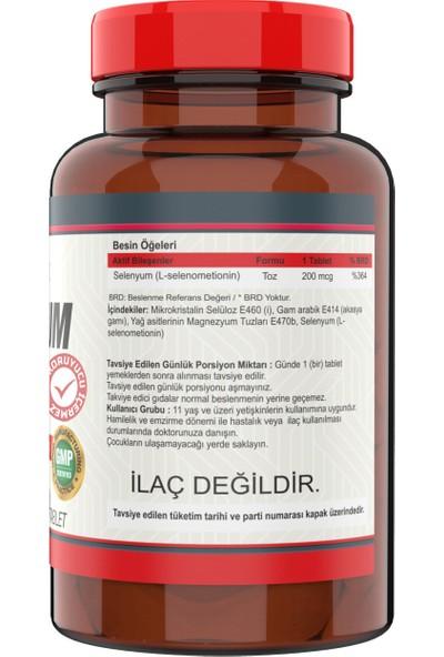 Nevfix Collagen Hyaluronic Acid Vitamin C 120 Tablet Selenyum 200 Mcg 120 Tablet