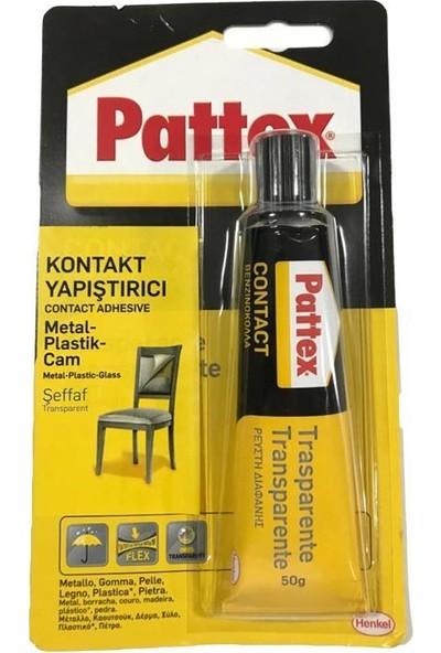 Pattex Kontakt Yapıştırıcı Metal-Plastik-Cam 1419320