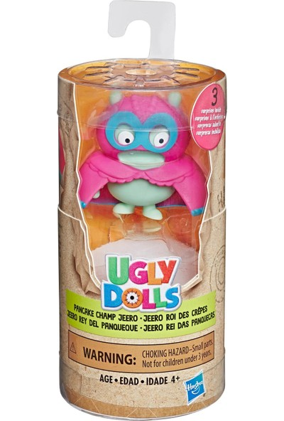 Hasbro Ugly Dolls Sürpriz Kostümlü Figür Jeero E4520-E4545