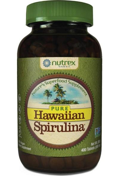 Nutrex Pure Hawaiian Spirulina 400 Tablet