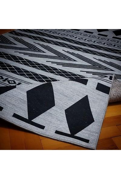 Apree Home Keops, Kaymaz Dod Tabanlı, Makinada Yıkanabilir Halı 80 x 140 cm