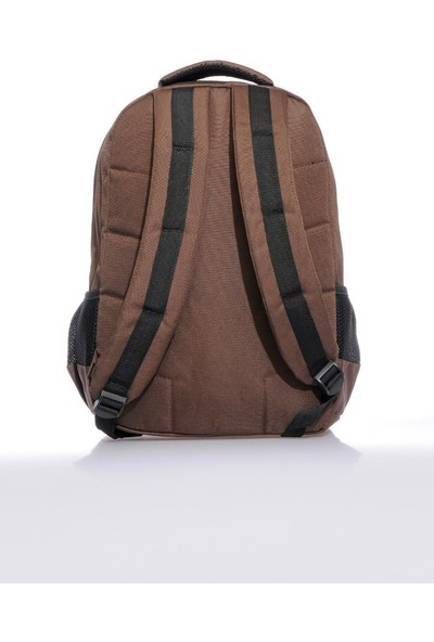 Quickbag Okul Sırt Çantası Colarado Kahve Q3028
