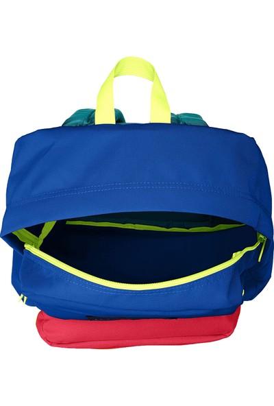 Jansport Exposed Regal Blue/Neon Yellow A3C4X4C1 Okul Sırt Çantası