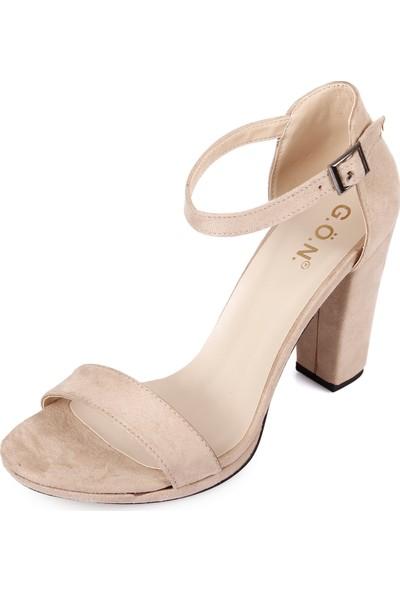 Gön Kadın Sandalet 30308