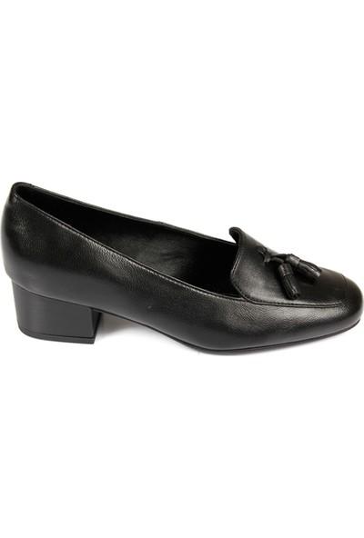 Gön Deri Kadın Ayakkabı 13313