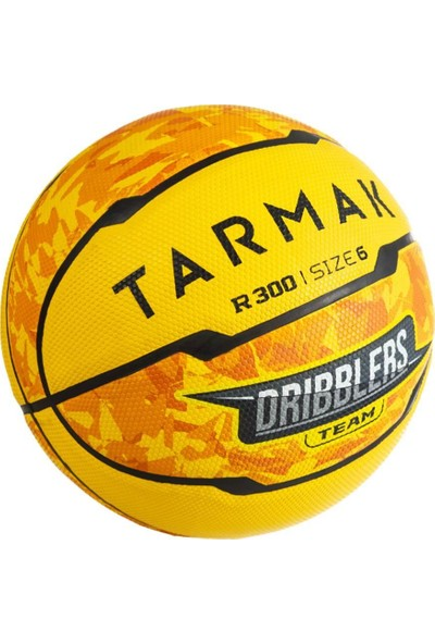Tarmak R300 Grafiti Desenli 6 Numara Basketbol Topu