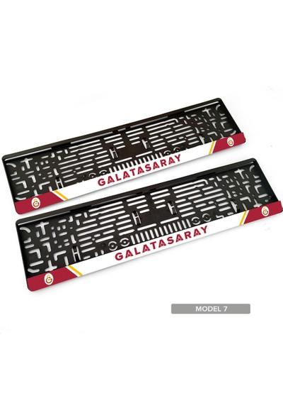 Tual 2 Adet Galatasaray Logolu Uv Plakalık Çeşitleri