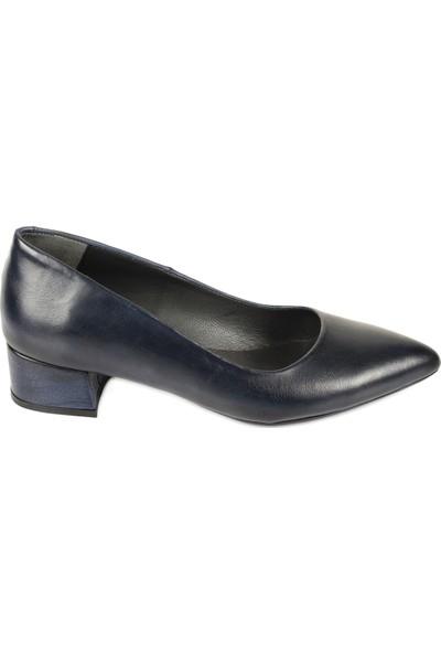 Gön Hakiki Deri Kadın Ayakkabı 13110