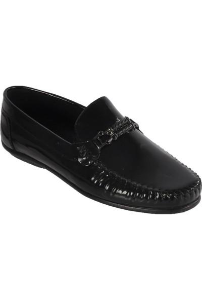 Antioch 04 Siyah Rugan Erkek Günlük Ayakkabı