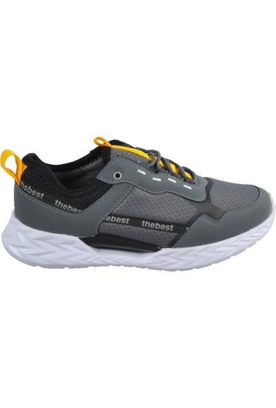 Walkway 4052 Füme Erkek Spor Ayakkabı