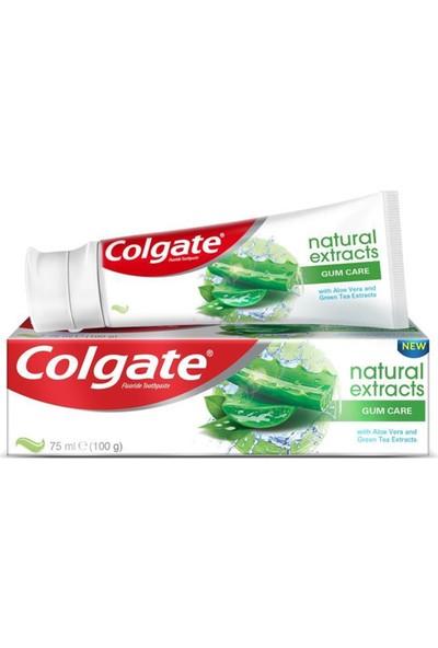 Colgate Natural Extracts Aloe Diş Macunu 75 ml