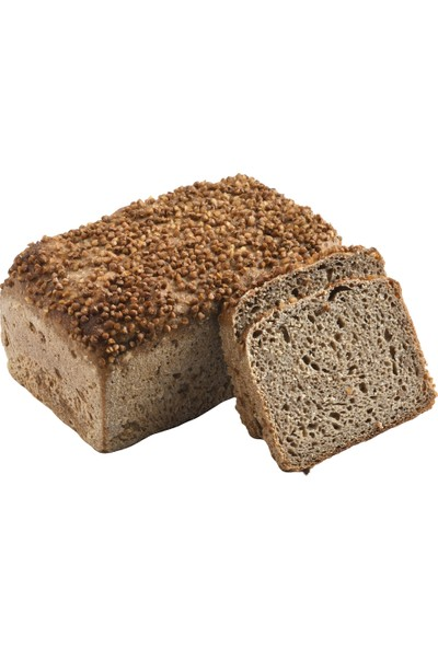 BioGurme Ekşi Mayalı Karabuğday Ekmeği 1,1 kg - BioGurme Ekşi Mayalı Tam Buğday Ekmeği 1,1 kg