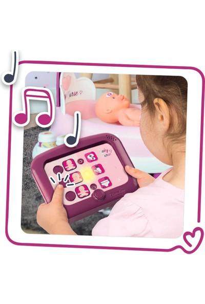 Smoby Elektronik Bebek Bakım Oyun Seti