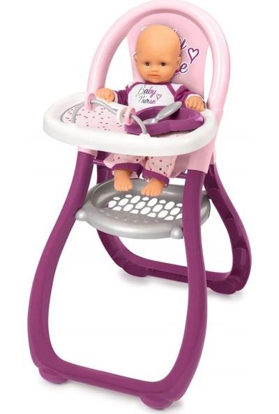 Smoby Bn Highchair Oyuncak Mama Sandalyesi
