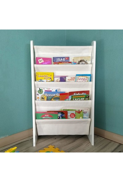 Emdief Home - Montessori Çocuk Odası Kitaplık