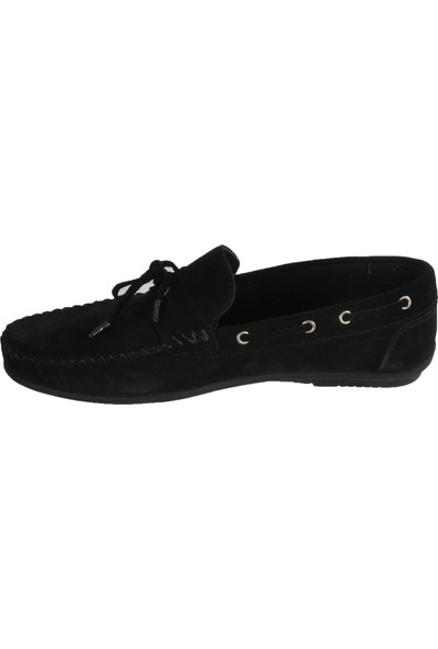 Antioch 05 Siyah Süet Erkek Günlük Ayakkabı