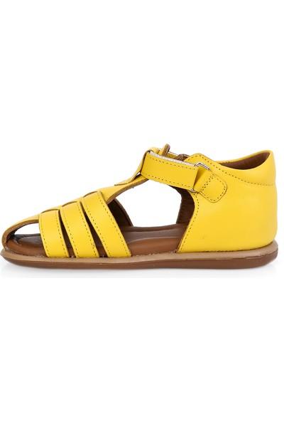 Mını Angel Deri Çocuk Sandalet