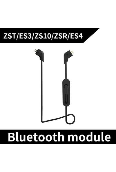 Kz B Tipi Mikrofonlu Modüler Bluetooth Adaptörü Bluetooth 4.2 Kablo