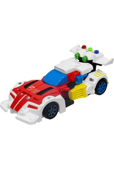Maxx Wheels Robota Dönüşen Araba