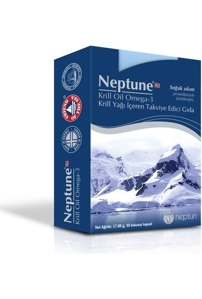 Neptune Krill Oil Omega - 3 30 Kapsül