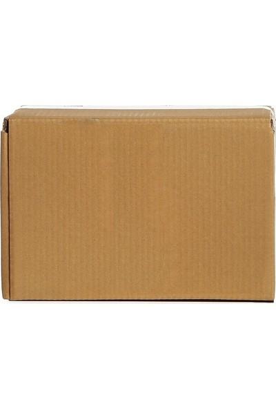 Morpack E-Ticaret Karton Taşıma Taşınma Kolisi 40 x 30 x 30 cm 10'lu