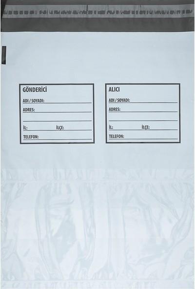Morpack Cepli Kargo Poşeti 30 x 37,5 + 5 cm 1000'li