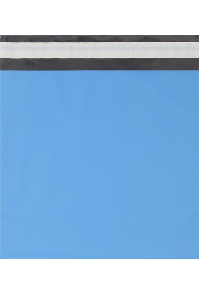 Morpack Kargo Poşeti 48 x 55 + 5 cm Mavi 1000'li