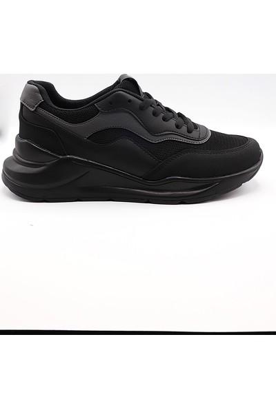 Pc-30148 Siyah Pierre Cardin Erkek Spor Ayakkabı