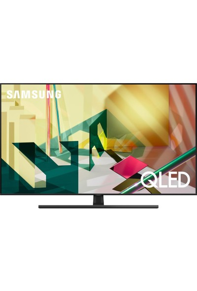 Samsung 55Q70T 55'' 139 Ekran Uydu Alıcılı 4K Ultra HD Smart QLED TV