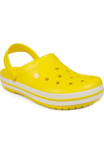 Crocs 11016 Crocband Sarı Erkek Terlik
